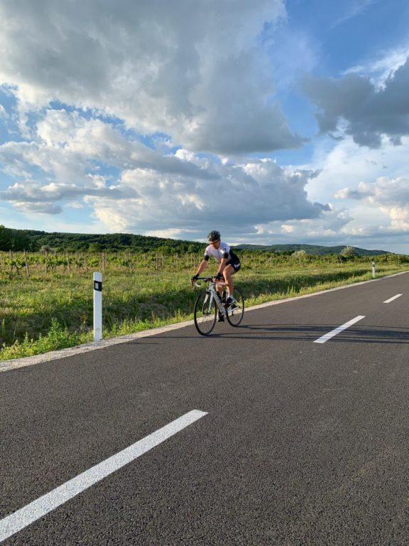 Nové cyklodresy Alé