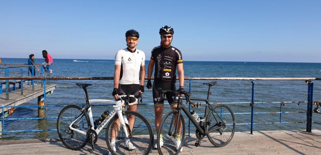 Miňo a Karol Cyprus 2019