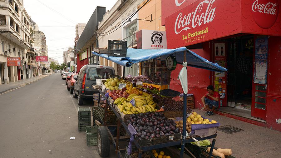 Argentína ulica