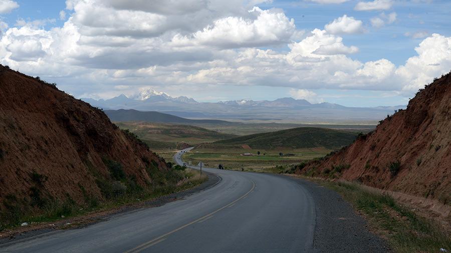 Cesta na La Paz