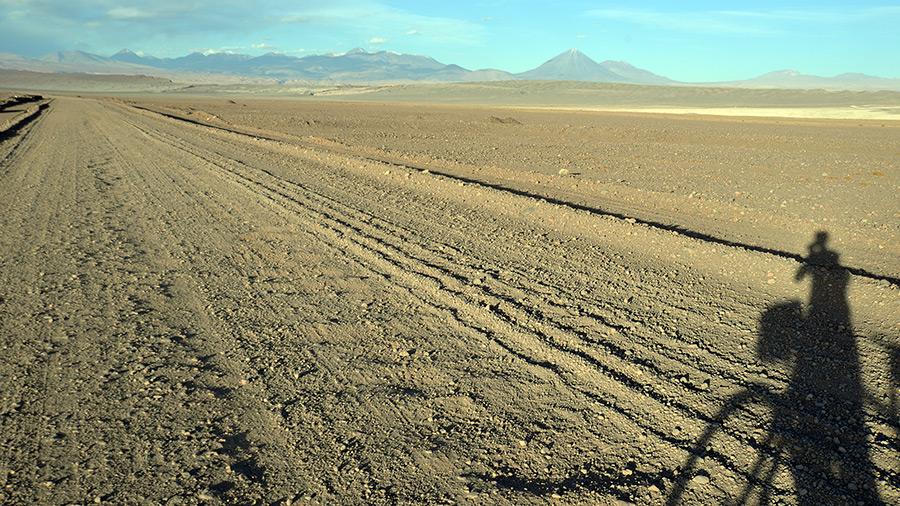 V Čile na púšťi Atacama