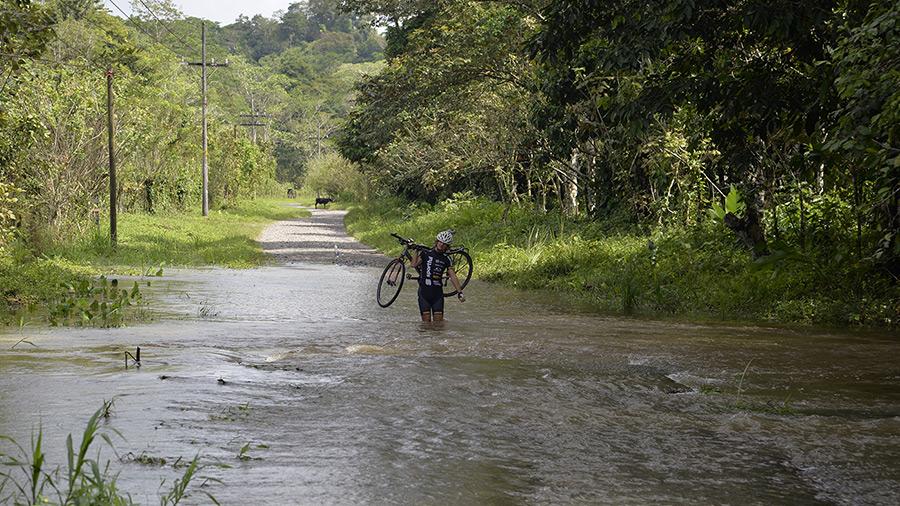 Kostarika v džungli