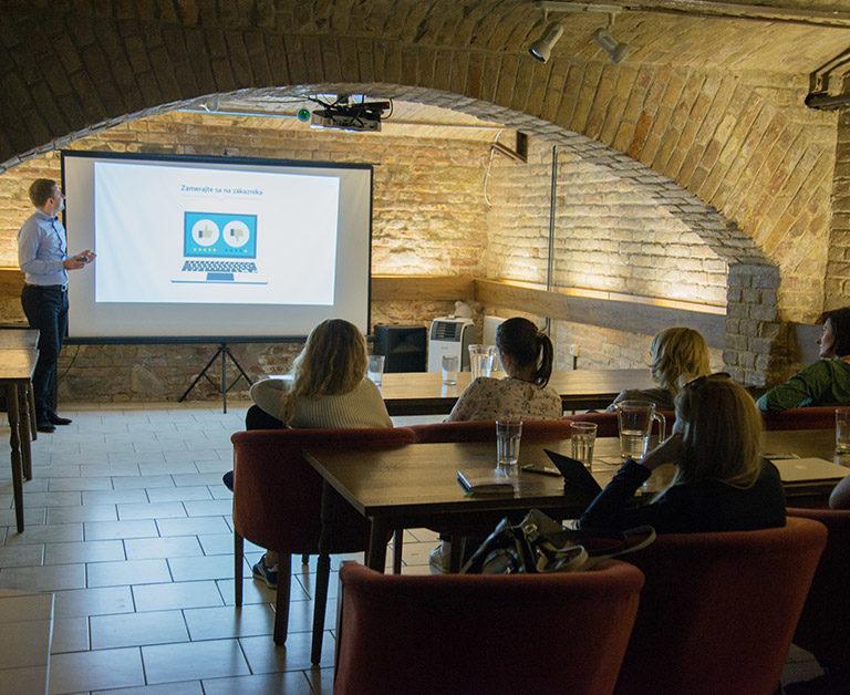 Karpatská prezentácia efektívny marketing